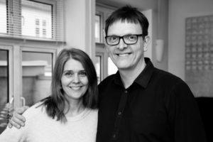 Ellen og Jens Enemark